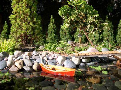 Janit's Garden Gallery 2 - Miniature Fairy Gardening: Cottages, Furniture and Fairy Garden Supplies