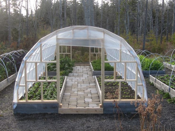 Pssst! Want a cheap greenhouse? How does $50 sound? If you want a greenhouse but don't want to spend a lot with buying one, build your own! You can build the one featured here very inexpensively by recycling and looking for scrap materials you might have from previous projects. And even if you decide to buy brand new materials for it, you'd still be spending a lot less than buying a greenhouse. This DIY greenhouse is a great way to extend the growing season and protect your produce fr...