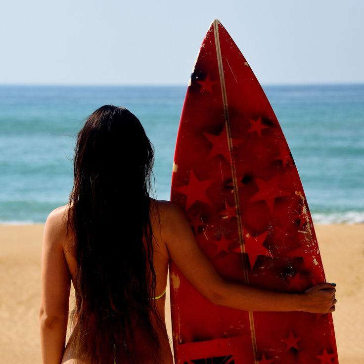 Australiassa ei voi asua opettelematta surffaamaan! | Muuttolintu.com #matkailu #matka #matkustaminen #loma #australia