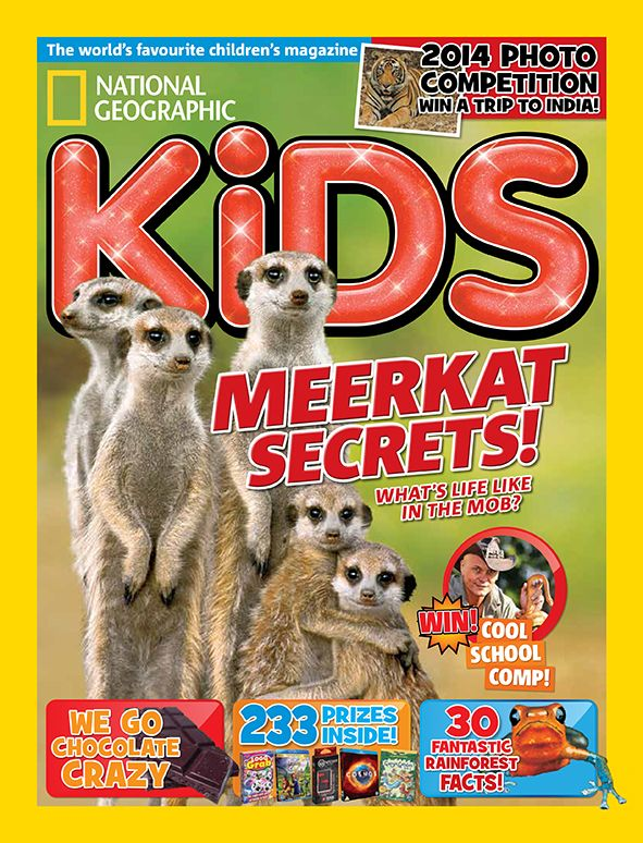 National Geographic Kids Issue 104