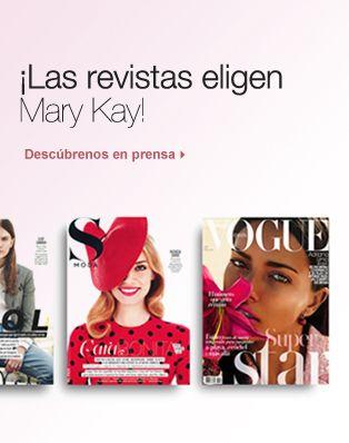 Mary Kay España   Página oficial