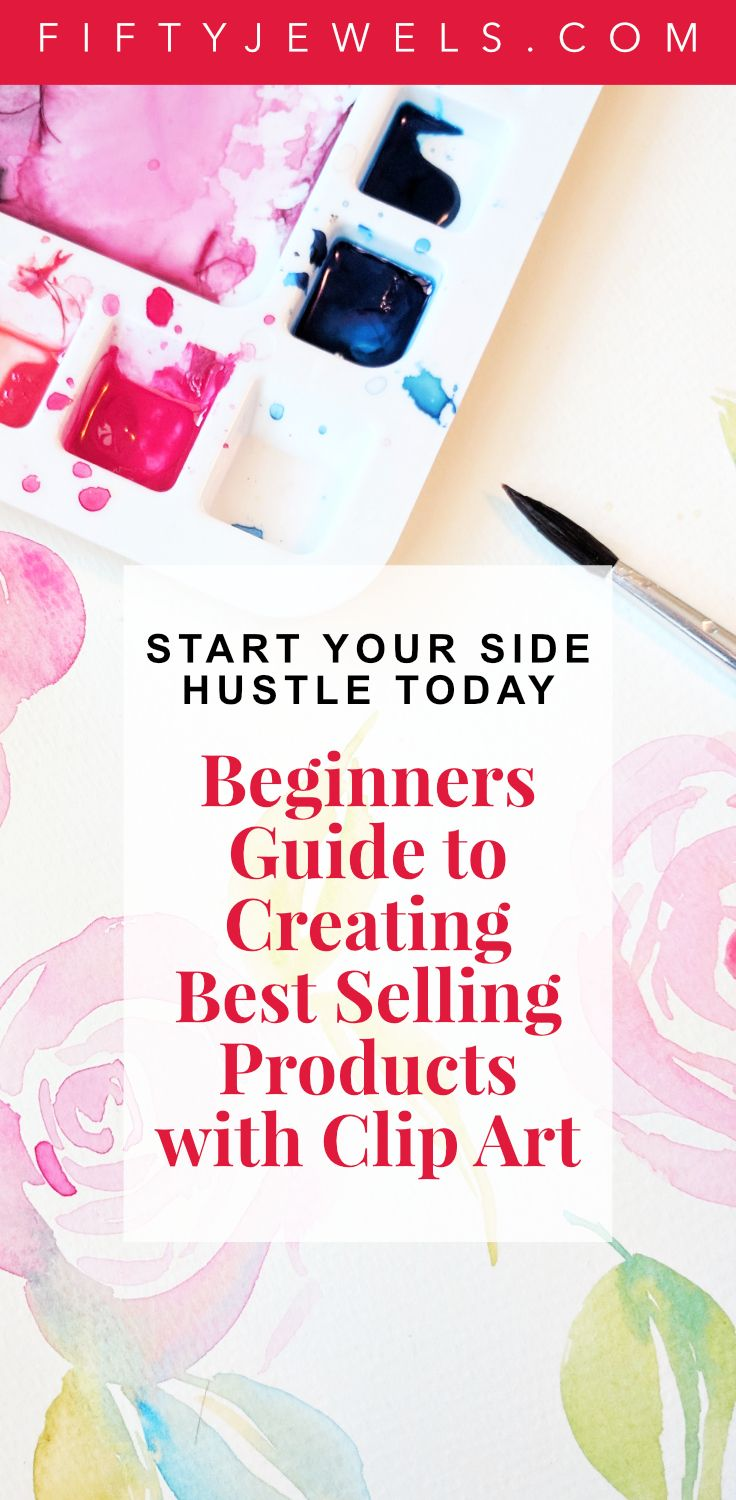 Are you ready to start your side hustle and make money from home? Learn to creat… – Fifty Jewels Blog