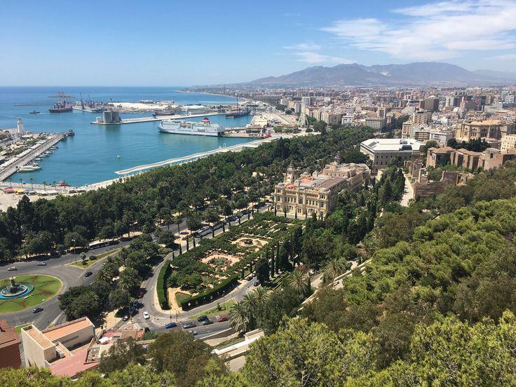 Malaga , Spain