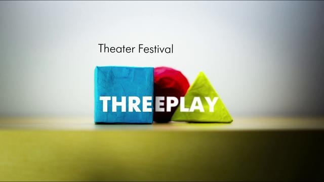 Threeplay festival. Video by Teeter-Totter-Tam.