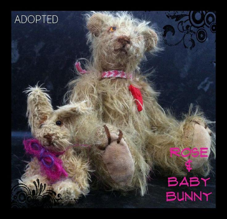 Rose & Baby Bunny