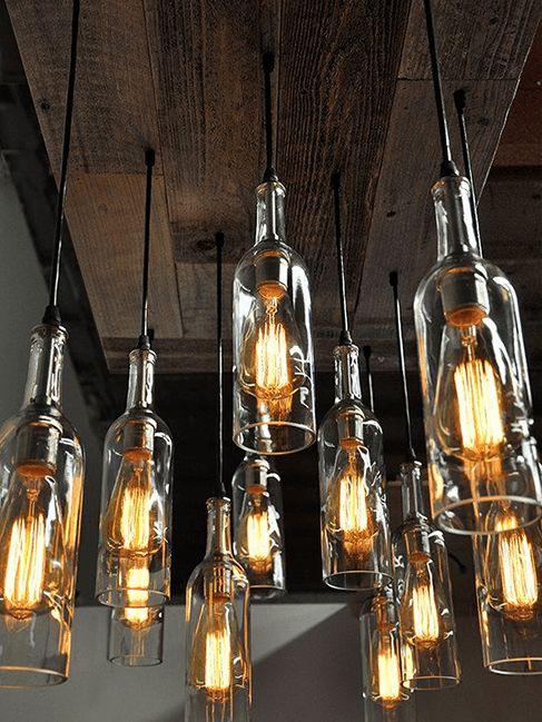 Inredning och Design | creativelife.nu | Inspiration Lampor | Inspiration Inredning | Industriell stil | Industriell lampa |