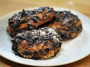Telčské peciválky = upečené, spovidlím amákem promíchané se nechávaly na peci proležet aprohřát,