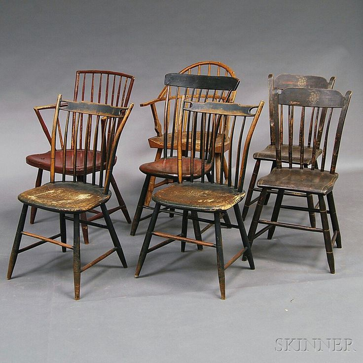 533 Best Windsor Chair Images On Pinterest