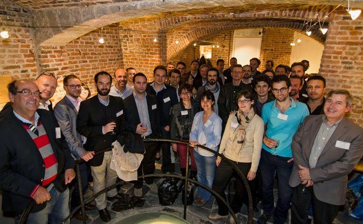Afterwork de lancement du Club des Entrepreneurs Lille -7 octobre 2014- Les Domaines Qui Montent