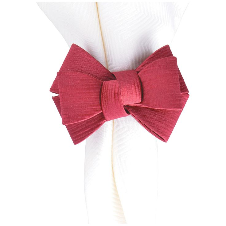 25 best ideas about bow tie napkins on