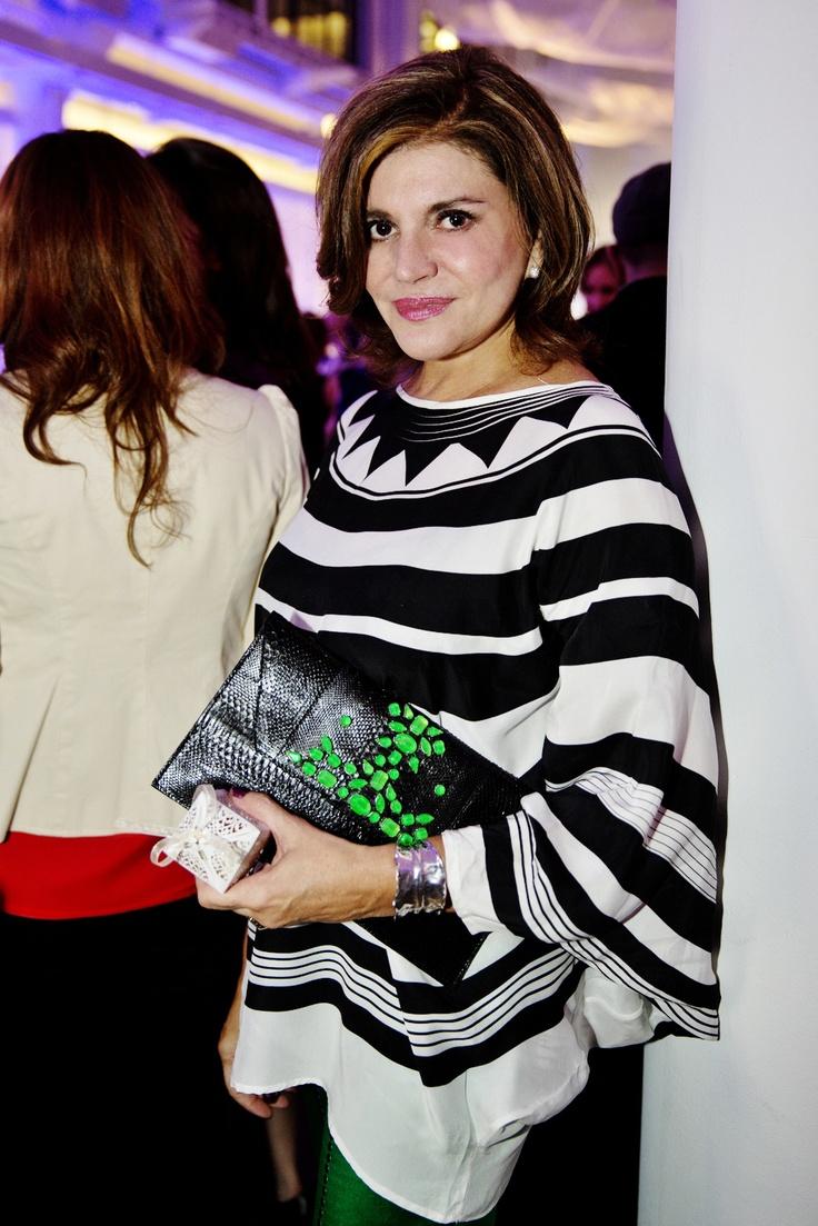 Francesca Miranda @Martha Stewart Weddings Magazine #Party #Style #Estilo #CONTINUA #Events #Eventos