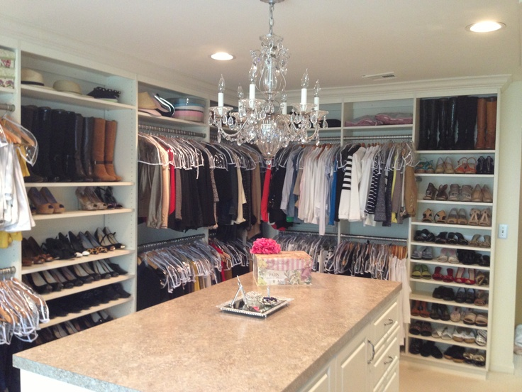 Or A Huge Closet.