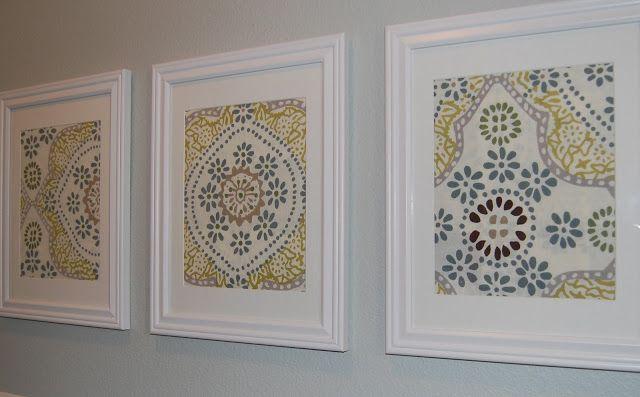 Sweet Ava Kate Laundry Room Makeover Decorating DIY Pinterest