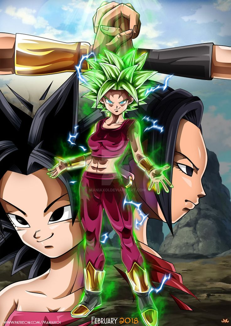 Hi guys !Commission are opened ! Here it is, Kefla's coming . I wanted to do that poster like that since a while, so I'm glad the poll on Patreon leaded to this ! Here's the...