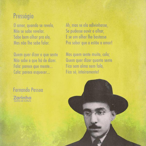 Blog Imperial: Poema - Presságio de Fernando Pessoa nesse dia 14 ...