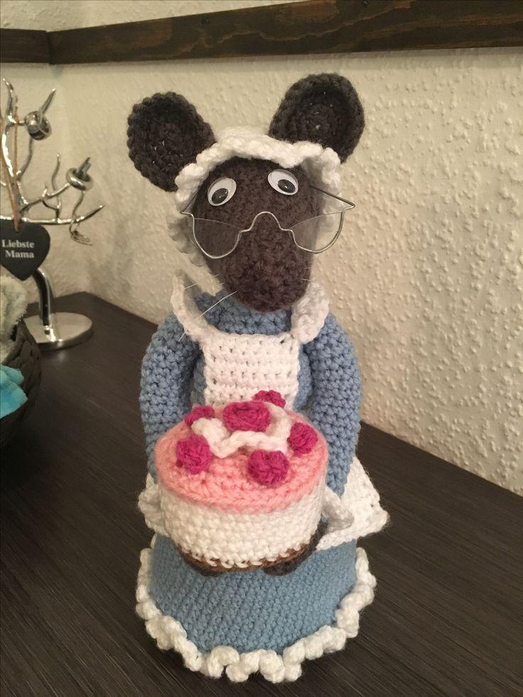 30 best Häkeln/Crochet Eigene Süße Teilchen images on Pinterest