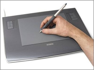 How to Trace With a Wacom Tablet