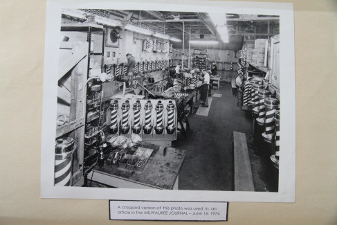 Vintage photo: William Marvy Co. has produced more than 83,000 barber ...
