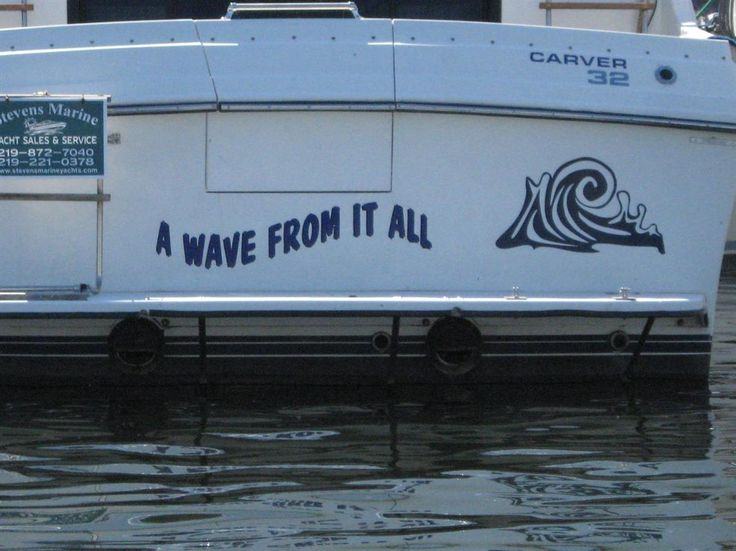 funny pontoon boat names - Google Search