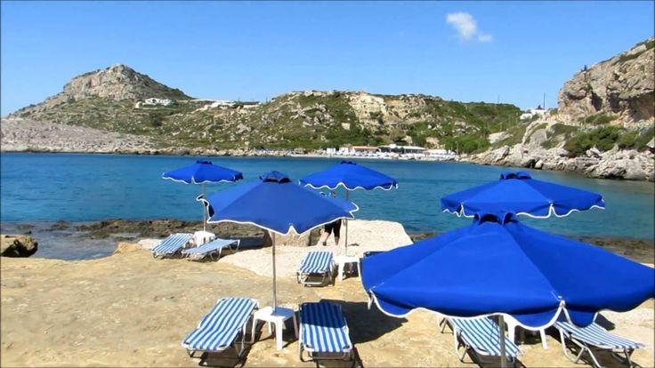 Grecja Rodos Okolice Faliraki - Najpiękniejsza Zatoka