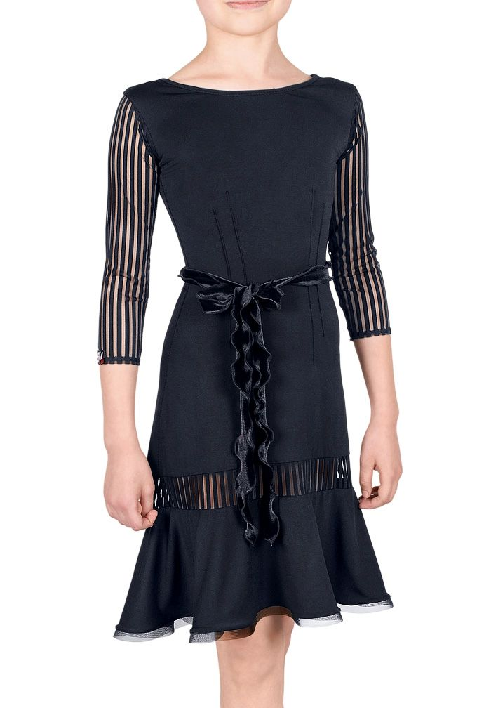 EM Couture Dreamy Juvenile Dress | Dancesport Fashion @ DanceShopper.com