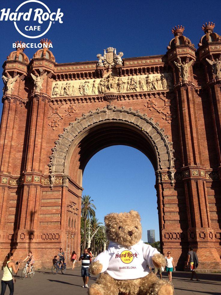 @Arcdetriomf Barcelona