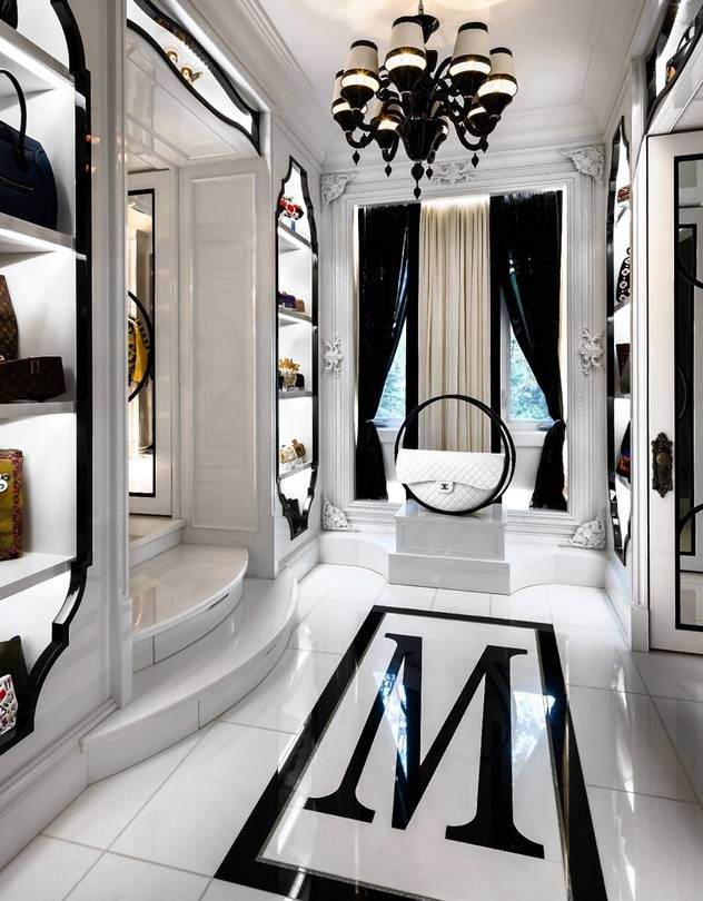 Fashion Queen Sylvia Mantella's Gallery for Haute Couture. Luxury ClosetDream  MansionWhite ClosetWalk In ...