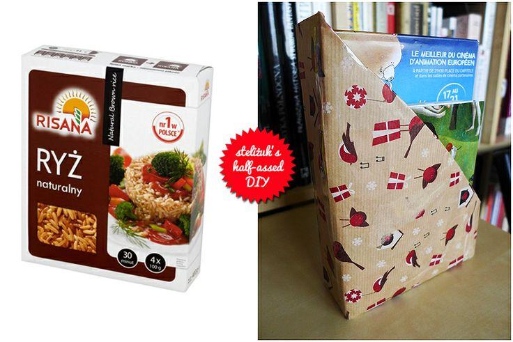 rice box > mini magazine file