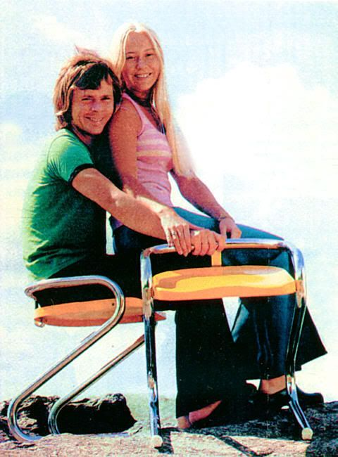 Your favourite Agnetha and Björn pic - Seite 14 | www.abba4ever.com