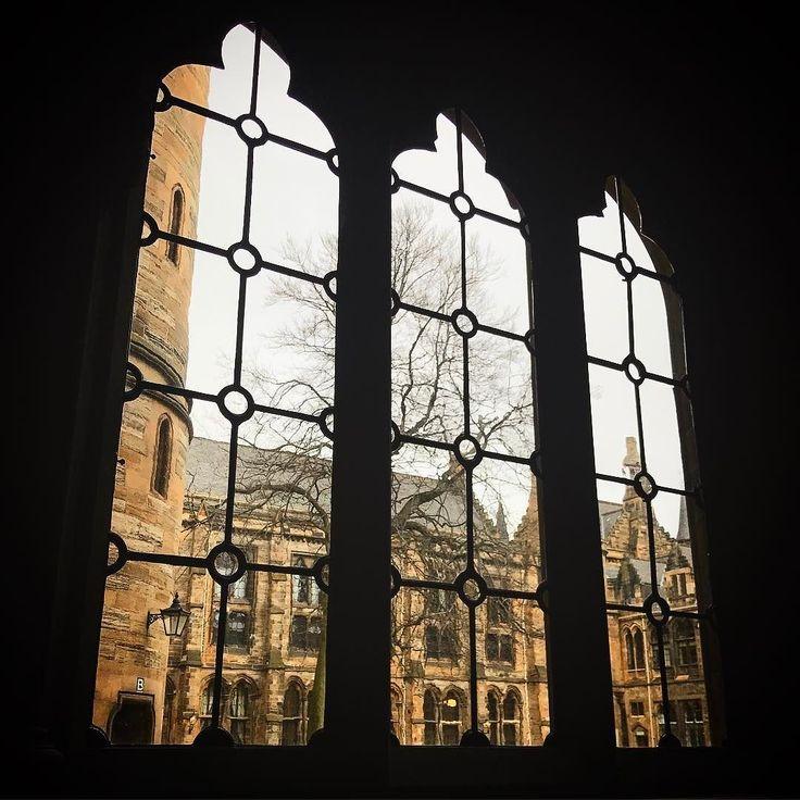 Miss being a student here! #glasgowuni #glasgowuniversity #neogothic #victorian #architecture #architecturelovers #archilovers #glasgow #westend #scotland #peoplemakeglasgow #brilliantmoments #universityofglasgow