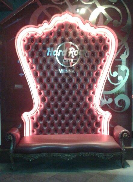 Hard Rock Café Wien.