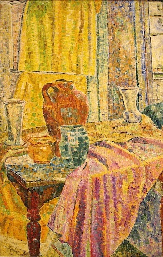 Grace Cossington Smith - Interior