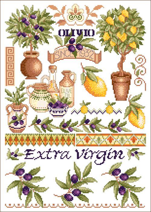 Toskana Oliven                                                                                                                                                                                 Mehr