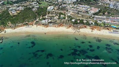 A Terceira Dimensão - Fotografia Aérea: Praia do Vau