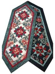 Quilt - Quick & Easy Patterns - Table Toppers - Bread & Butter Table Runner Pattern