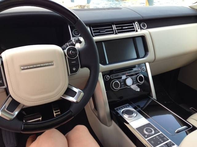 Best 25 Range Rover Interior Ideas On Pinterest Range