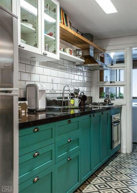 aprenda como fazer uma decoração de cozinha pequena a cozinha é um