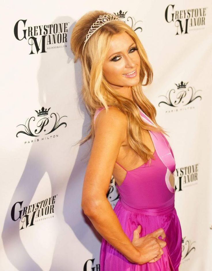 Paris Hilton Celebrated her Birthday : Global Celebrtities (F) FunFunky.com