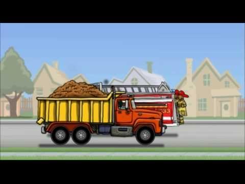 desenho de bombeiro/caminhão de bombeiro/jogos de bombeiro/bombeiros/vid...