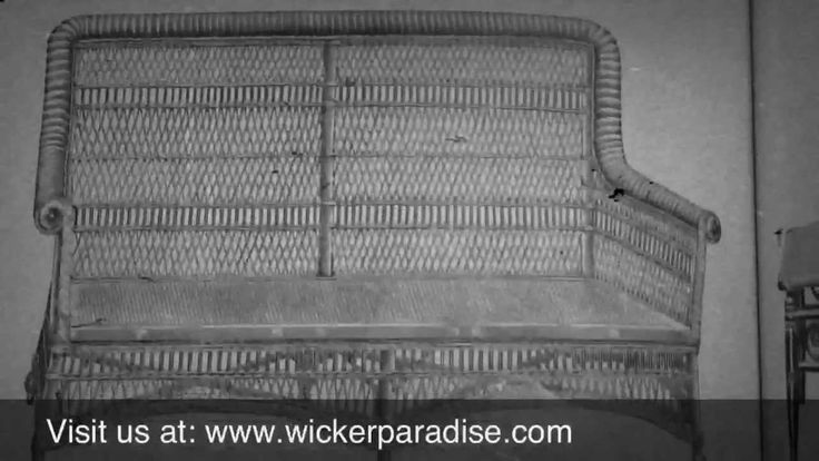 Heywood Wakefield Historical Wicker