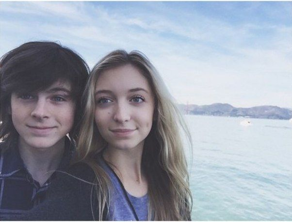 hana hayes and chandler riggs relationship problems