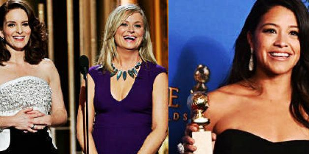 The 15 Most Feminist Moments of the 2015 Goldern Globes (don't love the title, love the list)