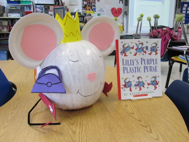 pumpkins to story book characters | book characters, story books