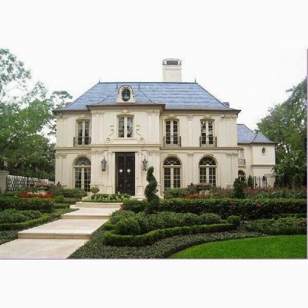 Robert Dame Designs Home Exteriors French Chateau French Home Exterior