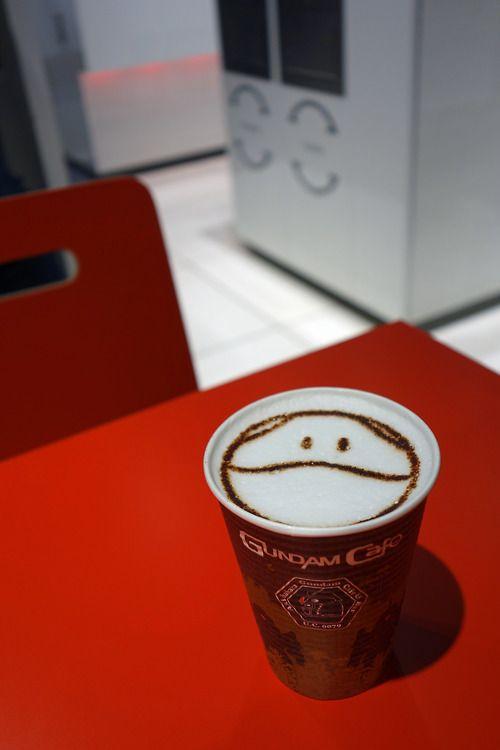 GUNDAM Cafe, Tokyo station