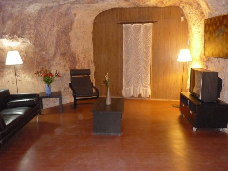 underground home in Coober Pedy