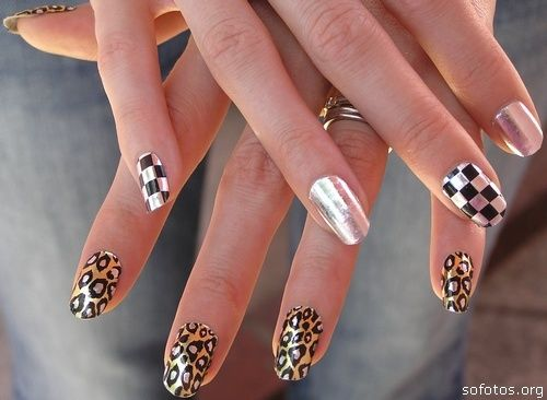 5 Exotic Nail Designs You Never Seen Before. - http://easynaildesigns.org/5-exotic-nail-designs-never-seen/