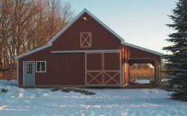 Amazon.com: 41 Small Barn Plans - Complete Pole-Barn Construction Blueprints for Small Horse Barns, All-Purpose Backyard Barns, Workshops and Garages: Home & Kitchen