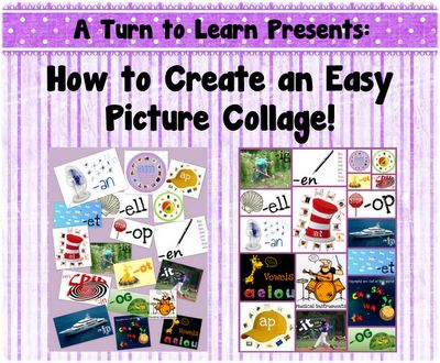 how to make an picture collage... a free tutorial using a free program.  and best of all... it's really easy!: Easy Pictures, Create Pictures, Technology Tuesday, Pictures Collage, Classroom Technology, Picture Collages, Tuesday Posts, Easy Photo, Photo Collages