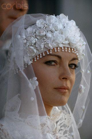#mariage #vintage #romyschneider
